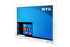 X7217-RT Industrial Panel Monitor with Resistive Touch Screen