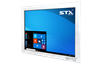 X6212-RT Industrial Panel PC with Resistive Touch Screen