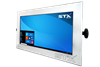 STX X7018-RT Harsh Environment Computer with Resistive Touch Screen