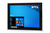 X7217-PT Industrial Panel Monitor with Projective Capacitive (PCAP) Touch Screen