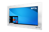 X7318-RT Industrial Panel PC - Fanless Computer For Harsh Environments with Resistive Touch Screen
