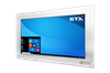 X7322-RT Industrial Panel PC - Fanless Computer For Harsh Environments with Resistive Touch Screen