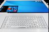 Industrial Computer with waterproof keyboard - X7219-KB - Keyboard View