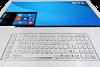Industrial Monitor with waterproof keyboard - X7217-KB - Keyboard View