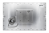 X7200 Industrial Panel Mount Monitor - Rear view